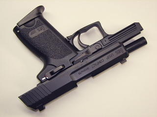 KSC USP COMPACT SYSTEM 7 コンパクト システム 7 セブン